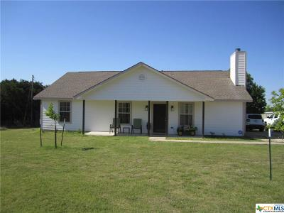 Harker Heights Single Family Home For Sale: 2248 Apache Drive