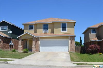 Killeen Single Family Home For Sale: 3307 Regency Court