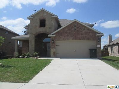 Killeen Single Family Home For Sale: 6809 George