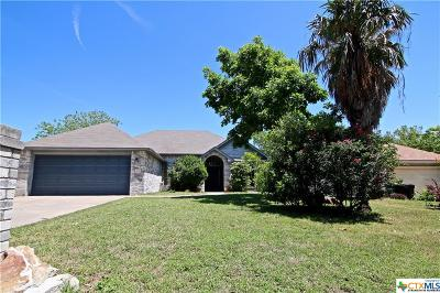 Temple Single Family Home For Sale: 2106 Rawhide Trail