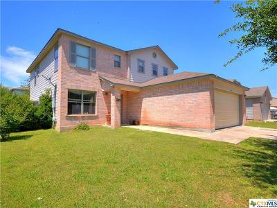 Kyle Single Family Home For Sale: 112 Lexington
