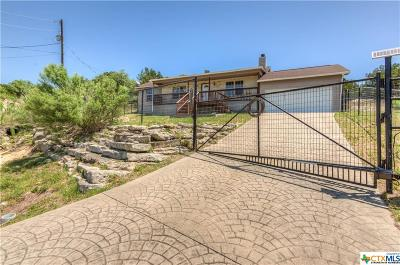 Canyon Lake Single Family Home For Sale: 2630 Rocky Ridge Loop