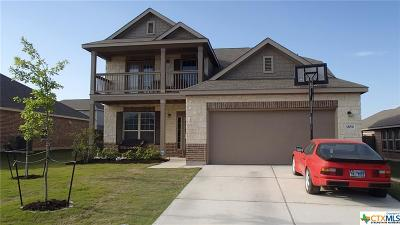New Braunfels Single Family Home For Sale: 1850 Logan