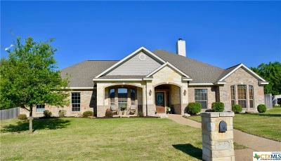 Belton Single Family Home For Sale: 3205 Canyon Heights