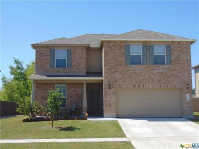 Killeen Single Family Home For Sale: 3108 Claymore