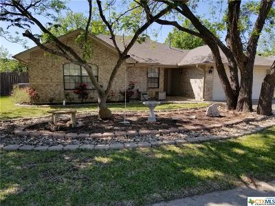 Copperas Cove Single Family Home For Sale: 1006 Creek Street