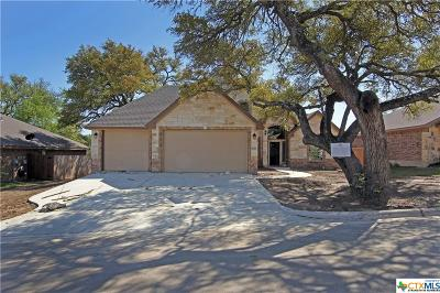 Belton Single Family Home For Sale: 1729 Yturria