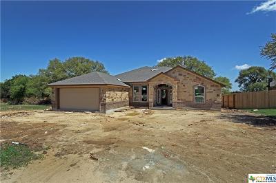 Belton Single Family Home For Sale: 2940 Stillman Court
