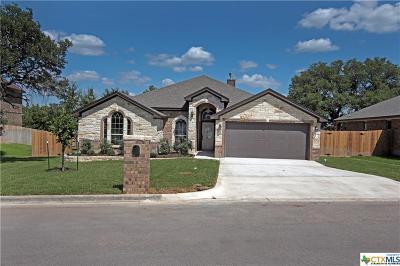 Belton Single Family Home For Sale: 2994 Presidio