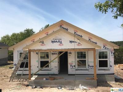 Canyon Lake Single Family Home For Sale: 877 Roadrunner