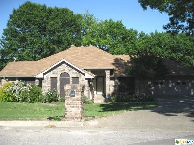 Temple Single Family Home For Sale: 4302 Gazelle Trail