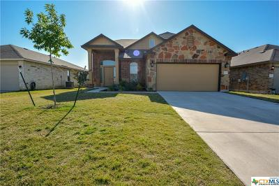 Temple Single Family Home For Sale: 1403 Emerald Gate