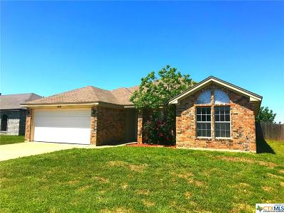 Killeen Single Family Home For Sale: 4409 Captain
