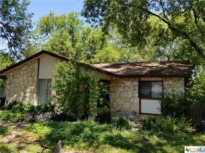 San Marcos Single Family Home For Sale: 313 Magnolia Drive