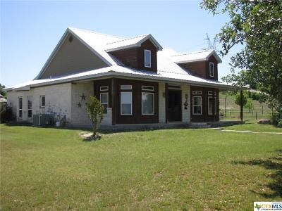 Mills County Single Family Home For Sale: 180 County Road 325