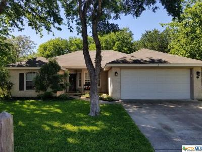 Belton Single Family Home For Sale: 6 Bobcat