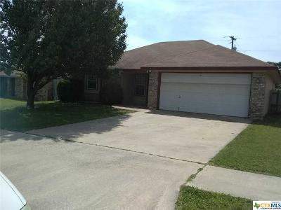 Killeen Single Family Home For Sale: 2307 Timberline Drive