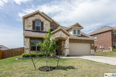 Killeen Single Family Home For Sale: 5806 Taffinder Lane