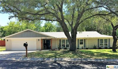 Temple Single Family Home For Sale: 2105 Forest Trail