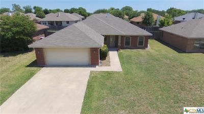 Nolanville Single Family Home For Sale: 206 Oak Ridge Drive