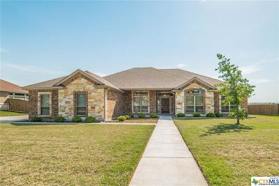 Nolanville Single Family Home For Sale: 7010 Bella Charca Parkway