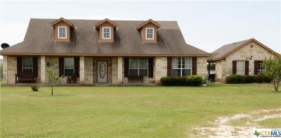Coryell County Single Family Home For Sale: 1635 Moccasin Bend Road