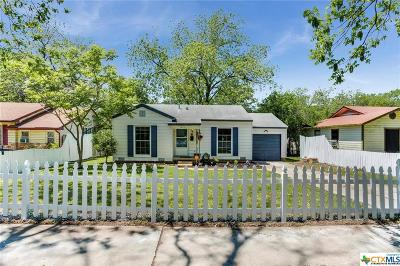 Temple Single Family Home For Sale: 1406 35th