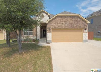 Harker Heights Single Family Home For Sale: 3254 Province Point