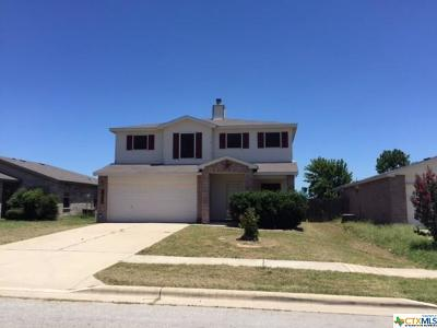 Harker Heights, Killeen, Temple Rental For Rent: 5614 Orts