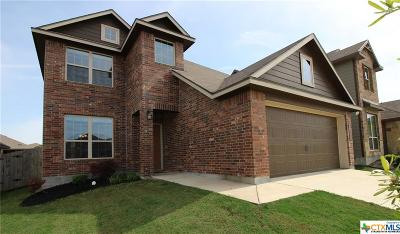 Killeen Single Family Home For Sale: 3408 Greyfriar Drive