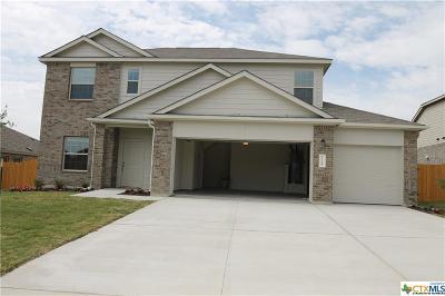Killeen Single Family Home For Sale: 3708 Endicott