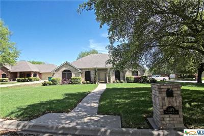 Temple Single Family Home For Sale: 5119 Waterford Court