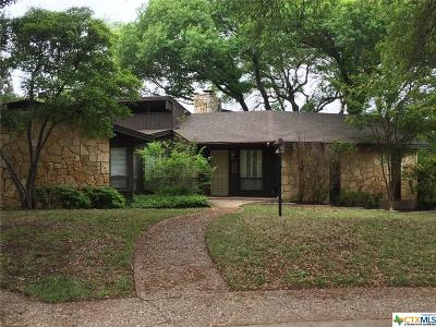 Temple Single Family Home For Sale: 4507 Lost Creek Court