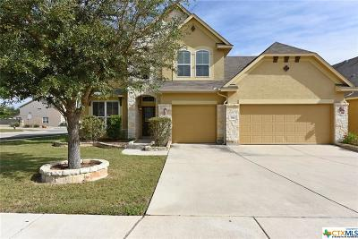 Cibolo Single Family Home For Sale: 506 Oakmont Way
