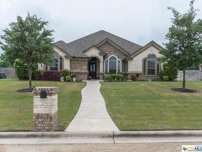 Salado Single Family Home For Sale: 192 Ranger #LVD