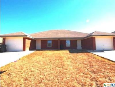 Killeen Multi Family Home For Sale: 3802 Uvalde Drive