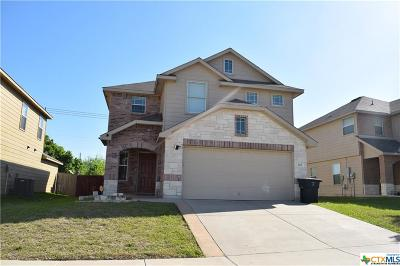 Killeen Single Family Home For Sale: 106 Gemini Lane