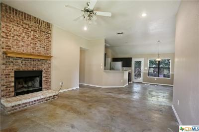 Belton Single Family Home For Sale: 49 Buckskin Loop
