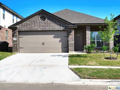 Killeen Single Family Home For Sale: 3401 Parkmill Drive