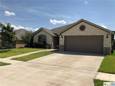 Killeen TX Single Family Home For Sale: $214,900