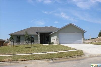 Copperas Cove Single Family Home For Sale: 1022 Republic Circle