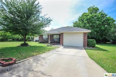 Temple Single Family Home For Sale: 1310 6th