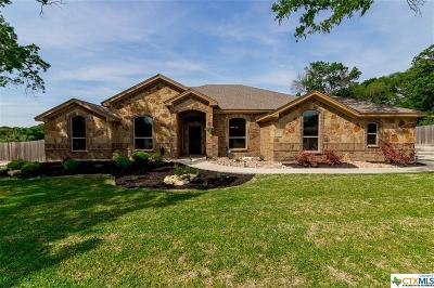 Belton Single Family Home For Sale: 1010 Ridgeoak