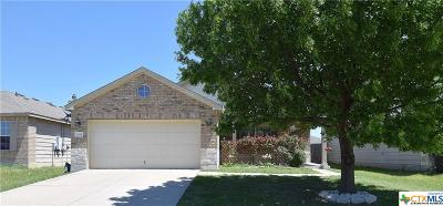 Killeen Single Family Home For Sale: 6709 Griffith