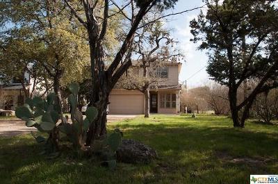 Canyon Lake Single Family Home For Sale: 1211 Sherwood