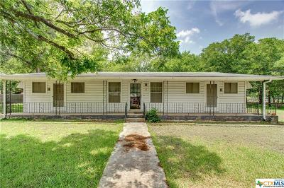 San Marcos Single Family Home For Sale: 312 Yale Street