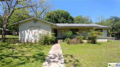 San Marcos Single Family Home For Sale: 308 Yale Street