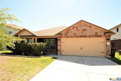 Killeen Single Family Home For Sale: 5711 Southern Belle Drive