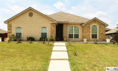 Temple Single Family Home For Sale: 2604 Fossil Creek