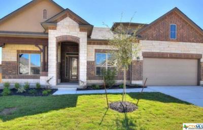 Cibolo Single Family Home For Sale: 816 La Luna